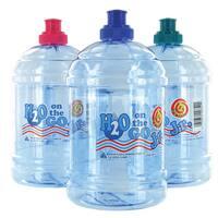Arrow Plastic 00751 1 Liter H2O On The Go Jr Water Bottle