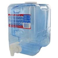 Arrow Plastic 00743 2 Gallon Beverage Dispenser Container