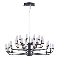 Candela LED Multi-tier Chandelier