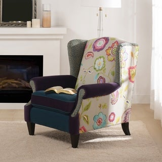 Bohemian furniture online Online Australia Jennifer Taylor Anya Arm Chair Overstock Buy Upholstered Bohemian Eclectic Living Room Chairs Online At