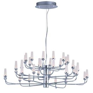 Candela LED Multi-tier Chandelier