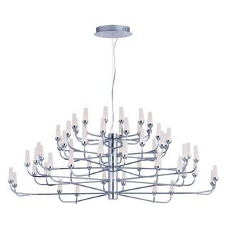 Maxim Lighting Candela Metal/Acrylic LED Multi-tier Chandelier
