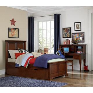 Walnut Street Devon Chestnut Panel Twin-size Trundle Bed
