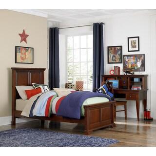 Walnut Street Devon Twin Sized Chestnut Brown Panel Bed
