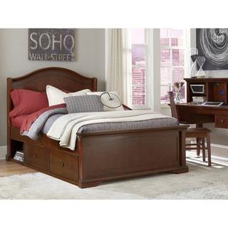 Walnut Street Morgan Chestnut Arch Full-size Bed