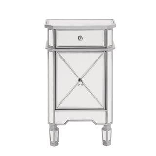 Elegant Lighting Chamberlan 1 Drawer 1 Door Cabinet