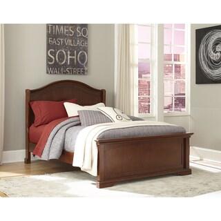 Walnut Street Morgan Chestnut Full-size Arch Bed