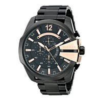 Diesel Men's DZ4309 Chief Black Stainless Steel Chronograph Watch
