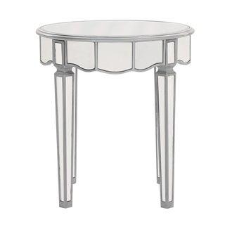 Elegant Lighting Chamberlan Round Lamp Table
