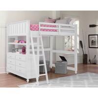 Full Size Loft Bed Kids Toddler Beds Shop Online At Overstock