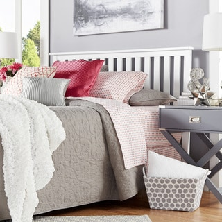 TRIBECCA HOME Hammersley Mission Slat Headboard