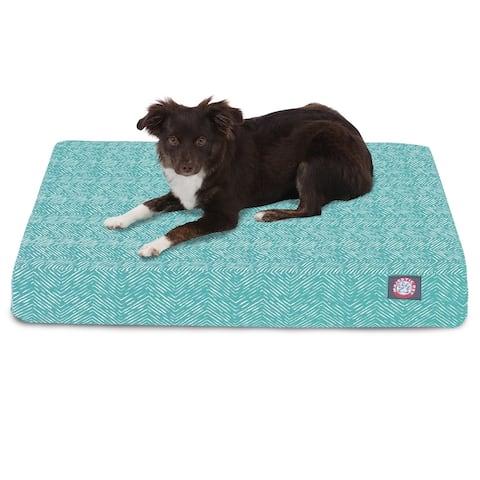 Majestic Pet Orthopedic Memory Foam Rectangle Dog Bed