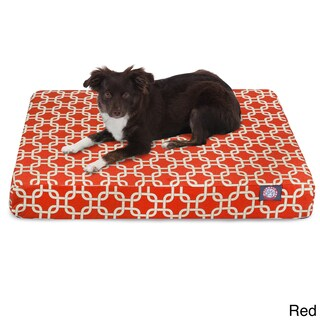 Majestic Pet Links Orthopedic Memory Foam Rectangle Dog Bed (More options available)
