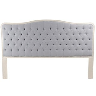 Bardot Headboard - King, Chambray
