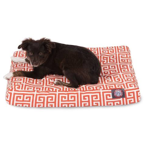 Majestic Pet Towers Orthopedic Memory Foam Rectangle Dog Bed