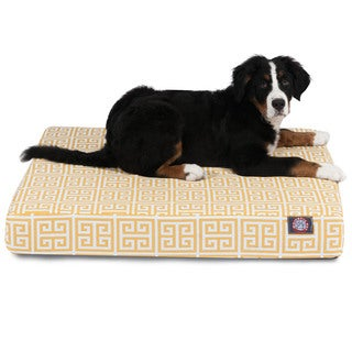Majestic Pet Towers Orthopedic Memory Foam Rectangle Dog Bed