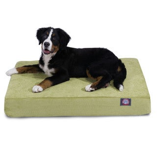 Majestic Pet Villa Memory Foam Rectangle Orthopedic Dog Bed