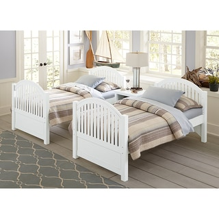 Lake House Adrian White Twin-size Bed