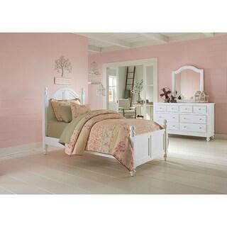 Lake House Payton White Arch Twin-size Bed