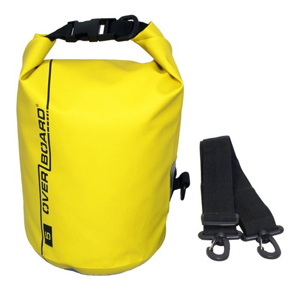 5L Waterproof Dry Tube Bag Yellow