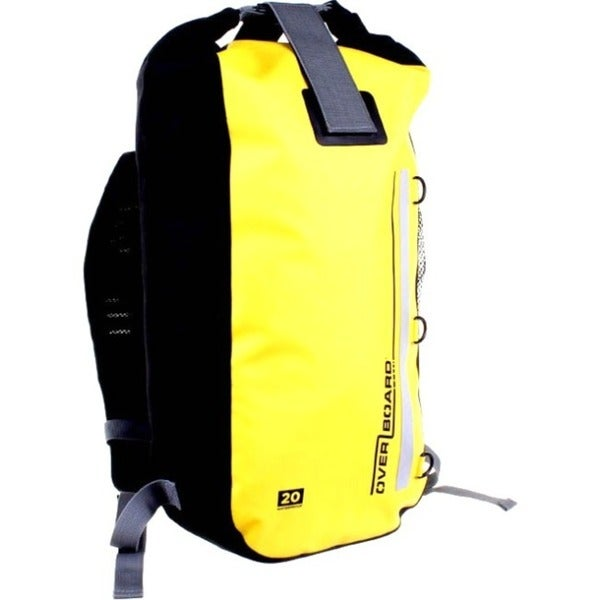 OverBoard Classic Dry Bag (Backpack) for Multipurpose - Yellow