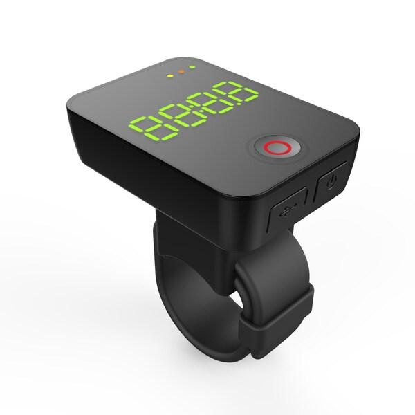 Camile R100 Smart Cyclin Camera Black
