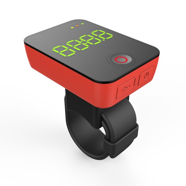 Camile R100 Smart Cyclin Camera Red