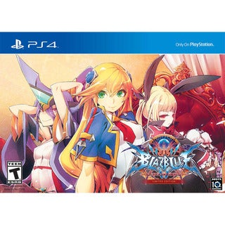 Blazblue Central Fiction Limited Edition - PS4