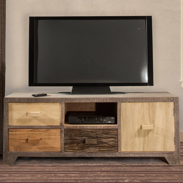 Hillsdale Bolero Wood Entertainment Unit