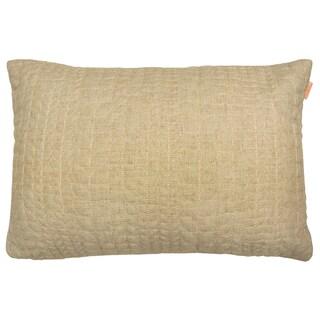 Alan by Artistic Linen Embroidered Linen Decorative Throw Pillow