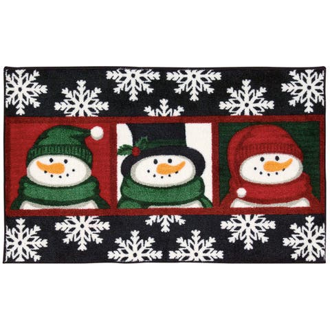 Nourison Accent Decor/Xmas 612JT Accent Rug