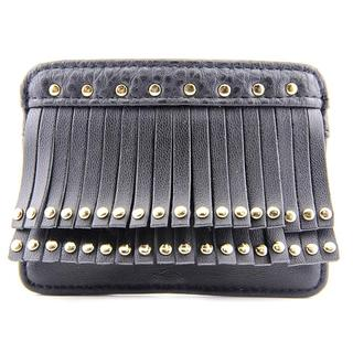 Deux Lux Women's 'Frine and Studded Card Holder' Faux Leather Handbag