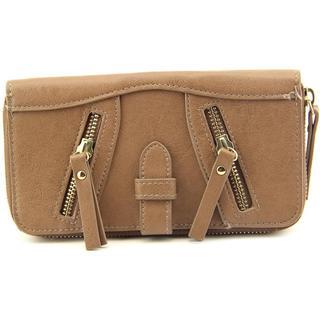 Kelly and Katie Women's 'Liz' Faux Leather Handbag