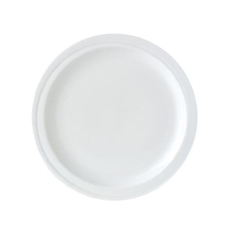 BergHOFF Hotel Line White Porcelain 4-piece Charger Plate Set