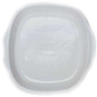 BergHoff Bianco White Ceramic 11.5-inch x 10.25-inch Square Baking Dish