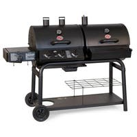 Char-Griller Duo Gas Charcoal Grill