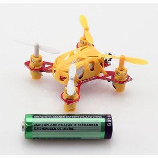 WL Toys V282 2.4Ghz 4ch Nano Skylark Yellow Quadcopter