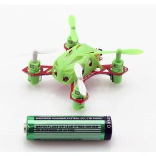 WL Toys V282 2.4Ghz 4ch Nano Skylark Green Quadcopter