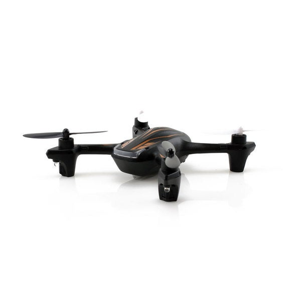 Hubsan X4 H107P 2.4Ghz 4ch Mini Black Quadcopter