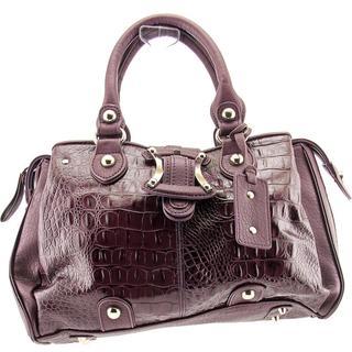 Madi Claire Women's 'Sydney' Leather Handbag