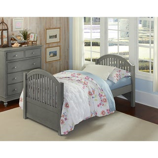 Lake House Adrian Stone Grey Twin-size Bed
