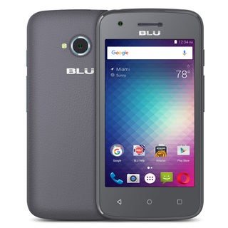 BLU Dash L2 D250U Unlocked GSM Quad-Core Android Phone