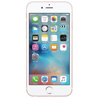 Apple iPhone 6s 128GB Unlocked GSM 4G LTE Dual-Core Phone (Certified Refurbished)