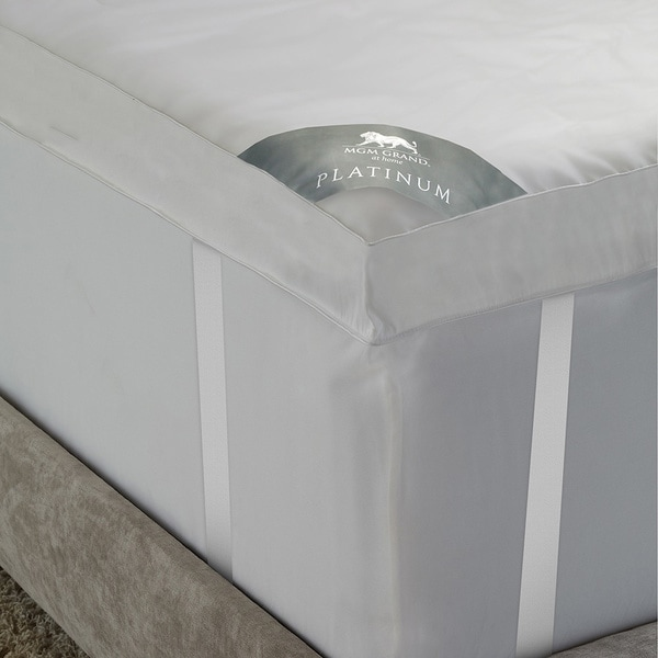 MGM Grand Hotel at Home Platinum Collection Gel Top Cooling Memory Foam Pillow