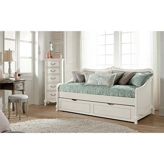 Kensington Elizabeth Antique White Twin-size Daybed with Trundle