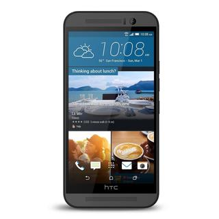 HTC One M9 32GB T-Mobile Unlocked 4G LTE Octa-Core Android Phone w/ 20MP Camera - Gun Metal Grey