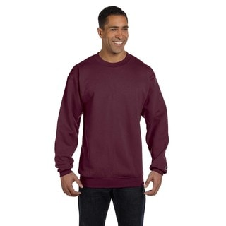 Men's Crew-Neck Maroon Sweater