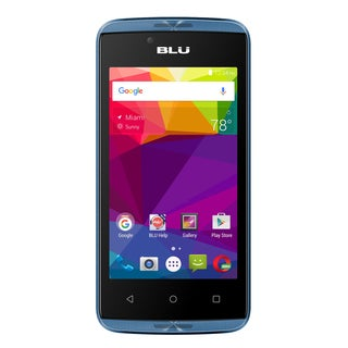 BLU Energy Diamond Mini E090U Unlocked GSM Quad-Core Android Phone w/ 3,000mAh Battery