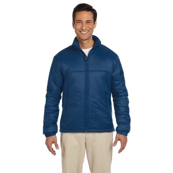 Essential Mens Polyfill New Navy Jacket