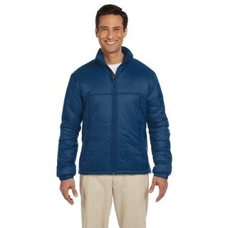 Essential Men's Big and Tall Polyfill New Navy Jacket